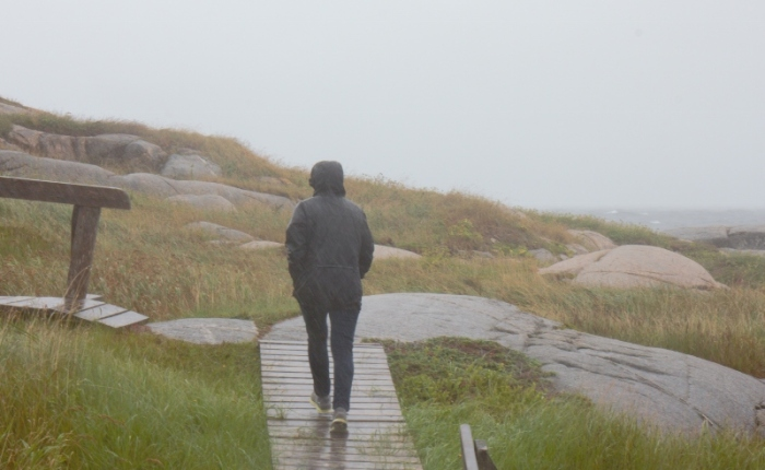 I will go back to Greenspond…