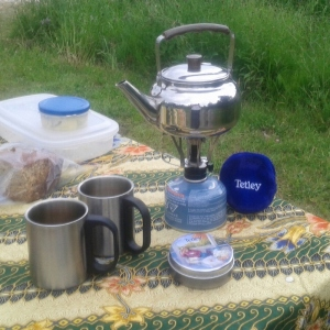 Travelling Tea Kettle