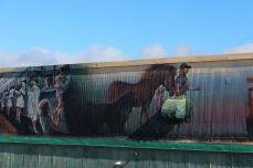 Botwood, NL Murals