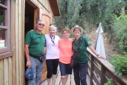 Meeting Elizabeth and Jose of Foothills Hiking