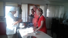 Cooking Class Foothills Hikiing